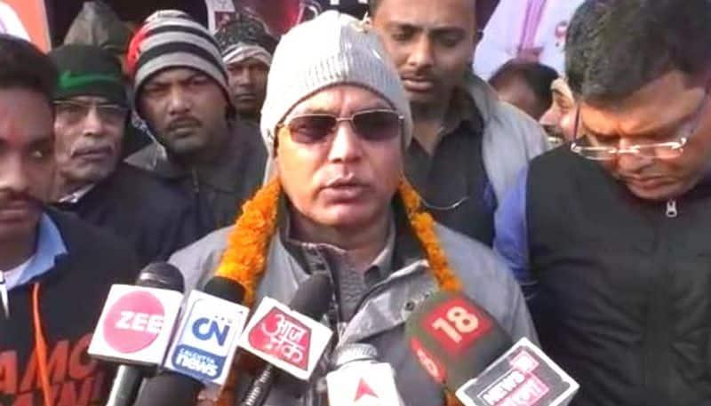 BJP leader Dilip Ghosh slams cpim on Bharat Bandh