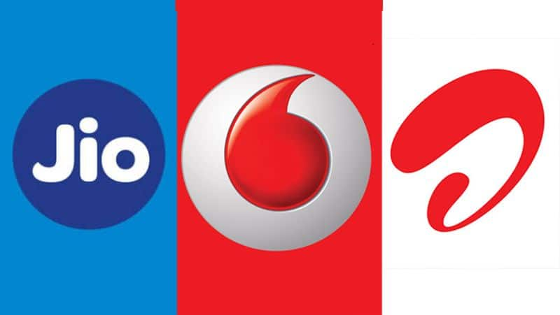 jio-Airtel-Vodafone has came up with attractive offers amid lockdown Rd