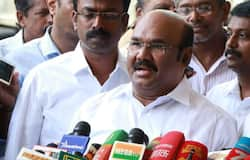 Not possible to join with BJP protest  told jeyakumar