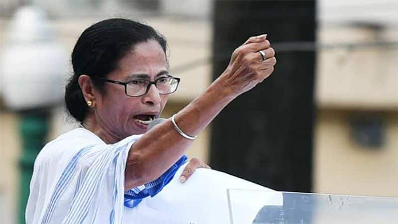 Mamta is trying to break into tribal voters