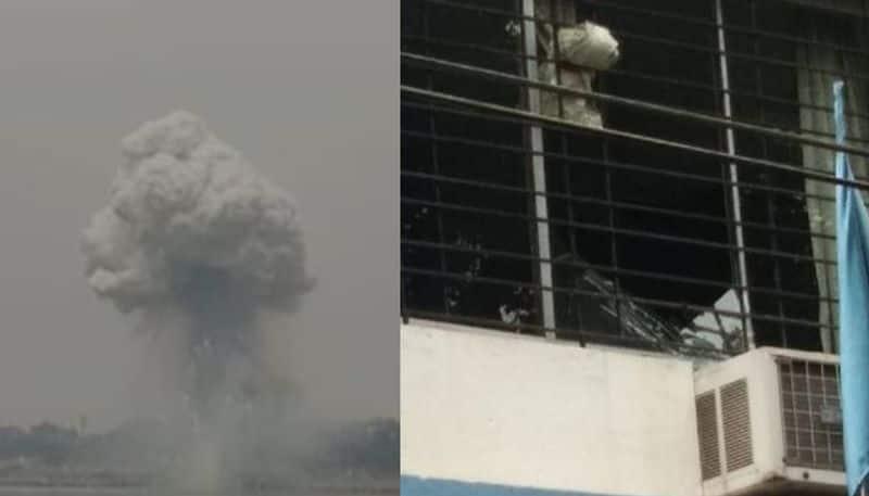 Powerful explosion jalts Naihati and Chinsurah