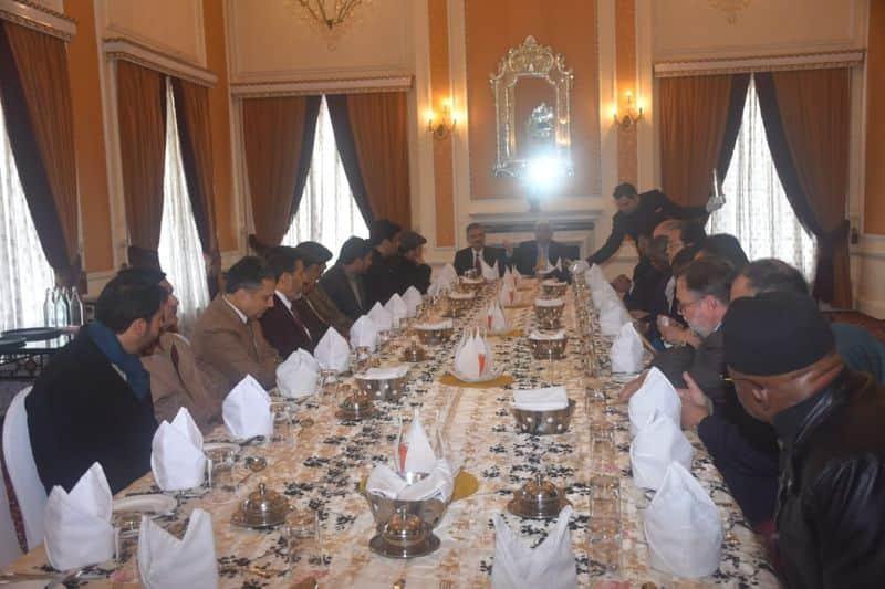 foreign envoys visit Jammu Kashmir