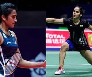 Malaysia Masters Badminton Saina Nehwal PV Sindhu cruise into quarter finals
