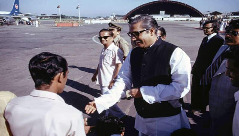 Mujib returned back to Independent Bangladesh today