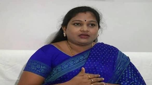 TDP Mahila Leader Anitha Fire on CM YS Jagan