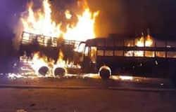 buss acciedent