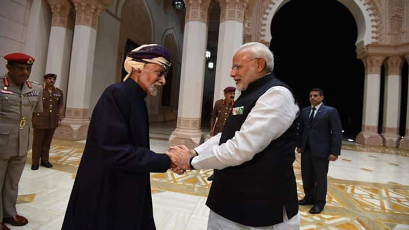 India honours late Sultan Qaboos of Oman conferring Gandhi Peace Prize posthumously