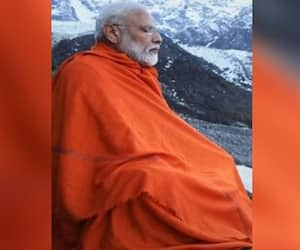 Narendra Modi spends two years in Himalayas