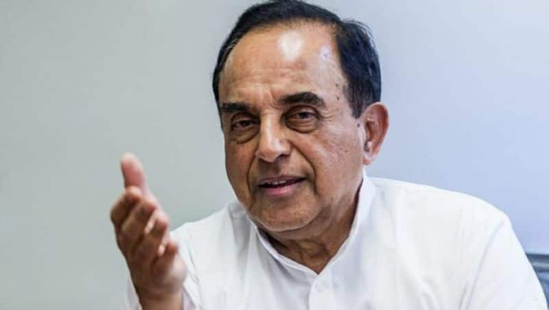 Palghar lynching Subramanian Swamy assures action reminds people PM is from BJP CM son of Balasaheb