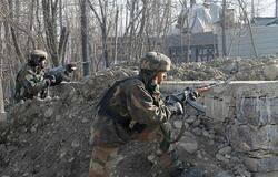 Pakistan violated ceasefire along LoC in Degwar sector kps