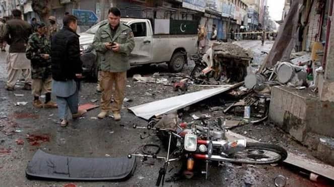 Bomb Blast in Lahore outside Hafiz Saeed house 3 killed hls