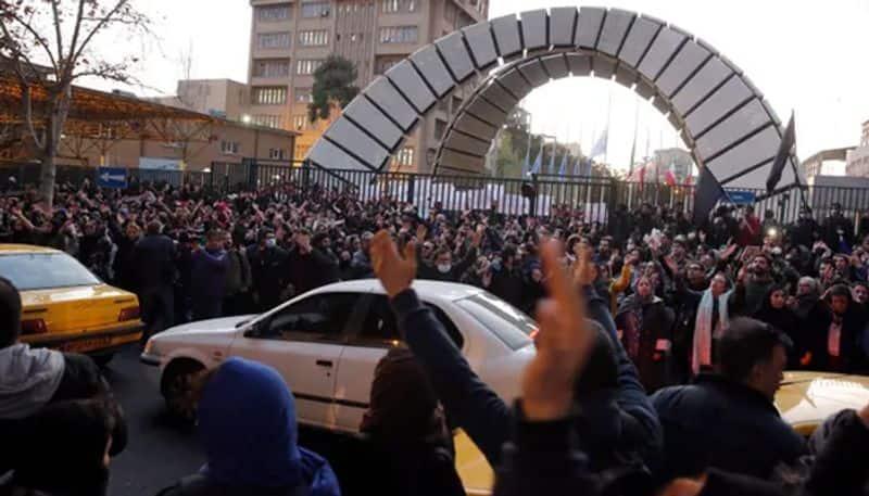 British ambassador arrested at Tehran demonstration