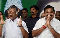 Dont talk anything about admk told ops and eps