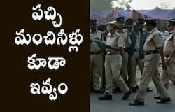 Amaravati Protest reached 27th day, Villages under 144 Section, 30 Police Law