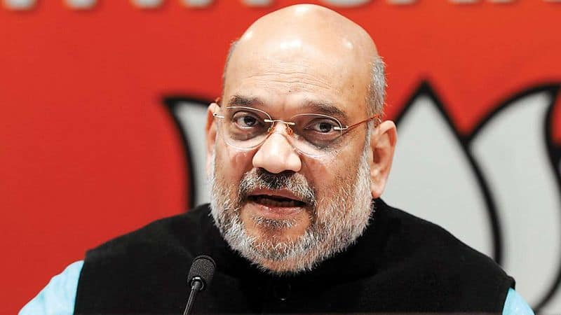 Panele Headed By Amit Shah To Monitor Disposal Over Enemy Properties