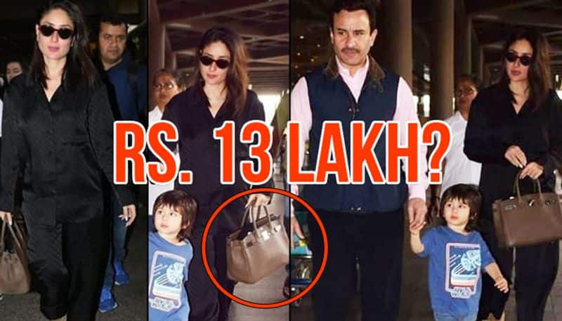 Kareena Kapoor's Hermes Birkin bag's cost is more than mid-level officer's annual salary