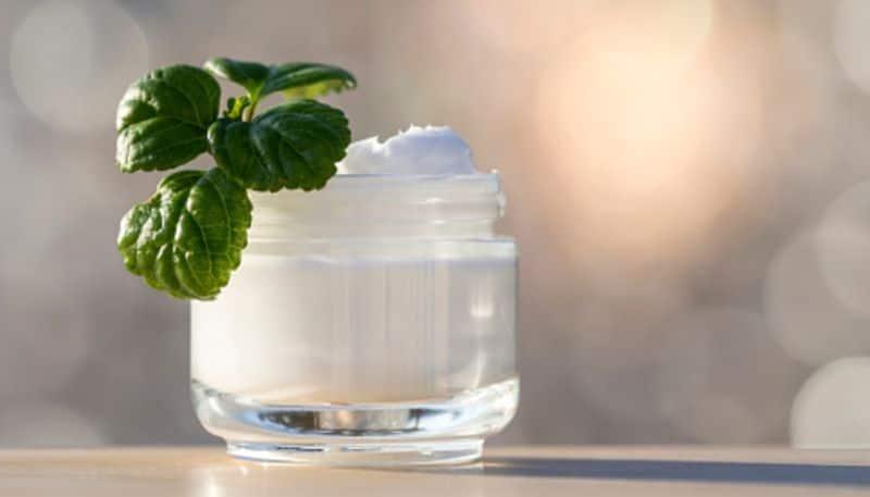 Make Homemade special night cream for winter care