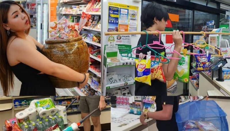 Thailand shoppers finds unique ideas to tackle plastic ban