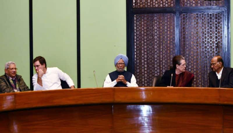 what Sonia Gandhi says after opposition meeting on CAA protest and JNU violence