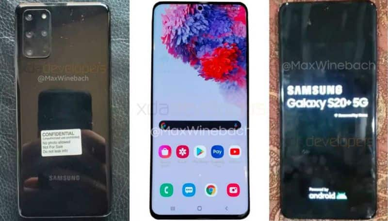Samsung Galaxy S20 Plus 5G is arriving with Quad Rear Cameras and a 48-megapixel telephoto lens