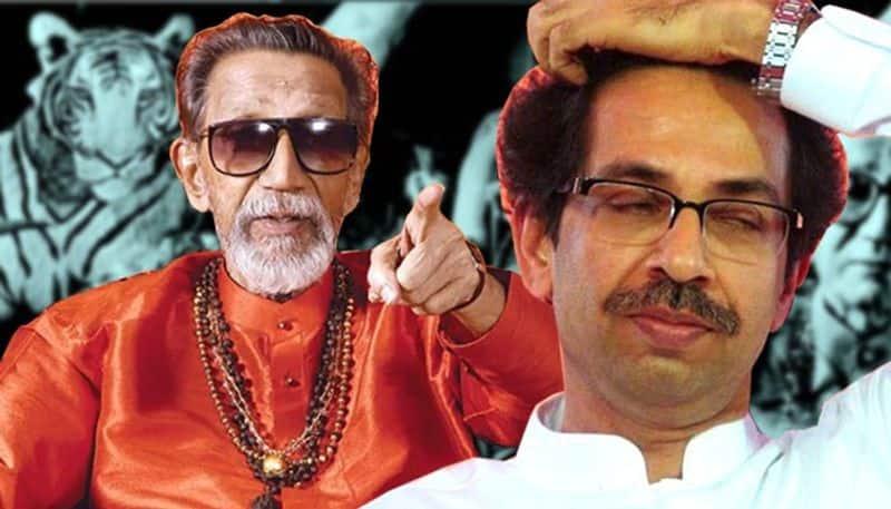 Can a Hindutva lion like Bal Thackeray birth a lamb? Sheepish Uddhav Thackeray should be the answer!