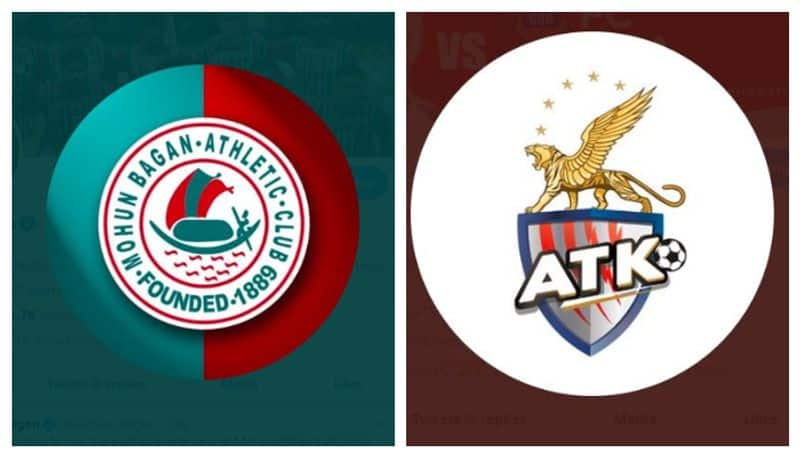 Mohun bagan ATK jersey will be green-maroon in home match,red-white in the away match, hint club officials sp