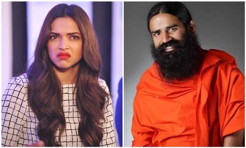 Post Deepika Padukone's JNU row, Ramdev wants her to hire him as advisor