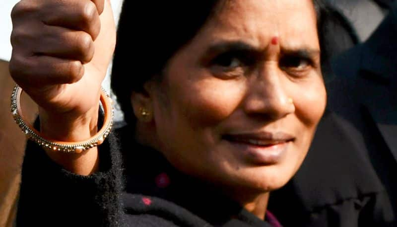 reaction of Nirbhaya's mother after Supreme Court dismisses curative petitions of the convicts