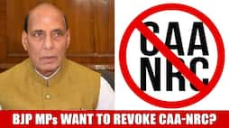 Did 88 BJP MPs Request Rajnath Singh To Revoke CAA-NRC?