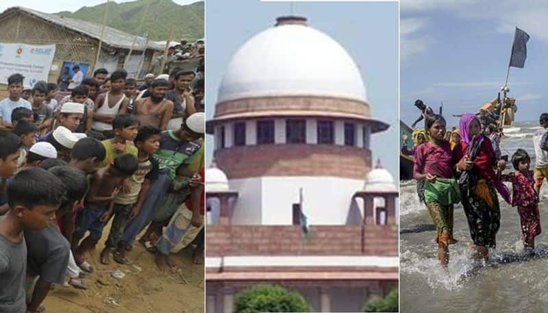 Deportation of illegal Bangladeshis, Rohingyas: SC seeks reply from Union home ministry on issue
