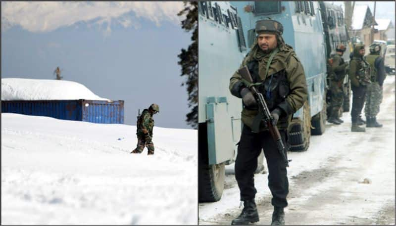 All five soldiers rescued by Army from snowslide in Machhil sector,