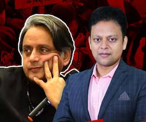 Muslim extremists confer Congress MP Shashi Tharoor with soft extremist tag