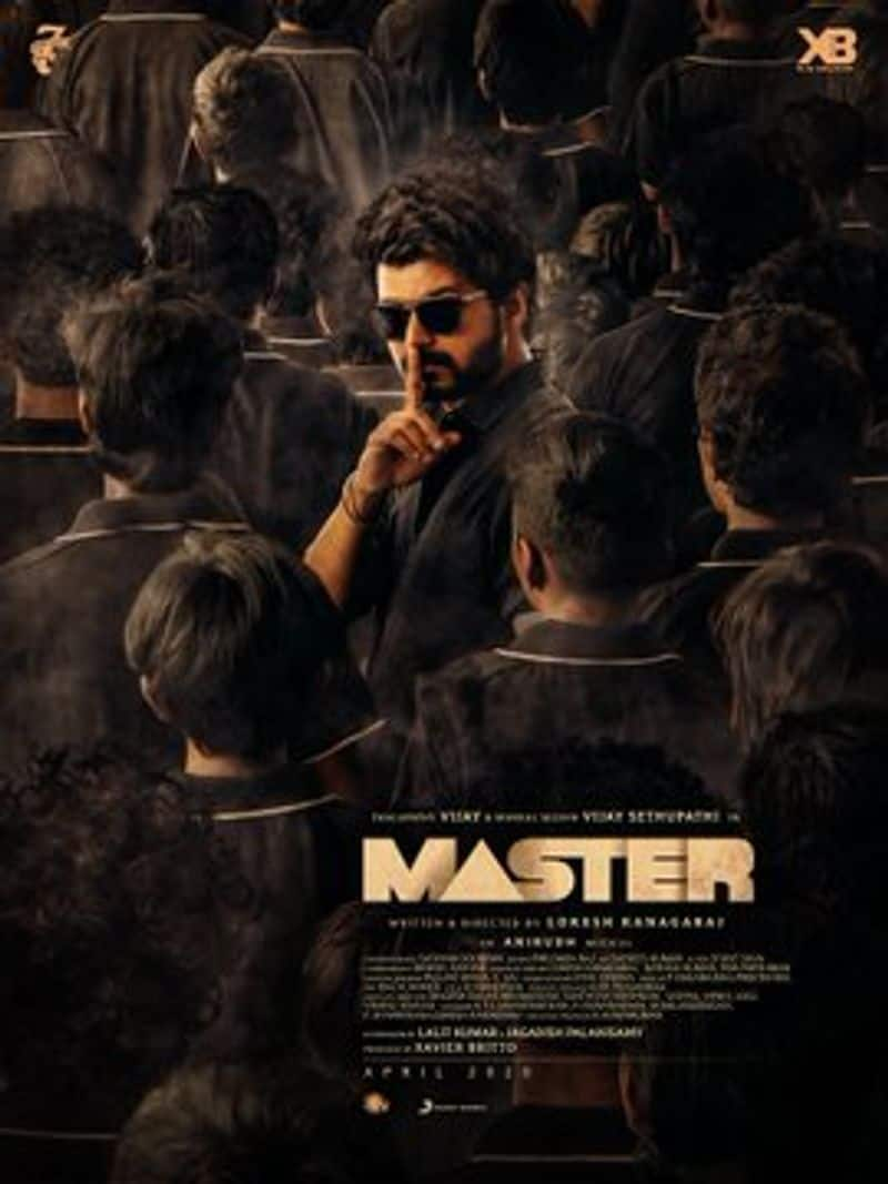 Do You Note Controversial Content In Thalapathy Vijay Master First Single Poster