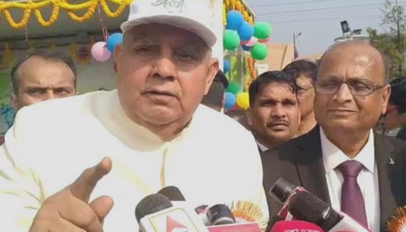 Jagdeep Dhankhar praises central 20 lakh crore package