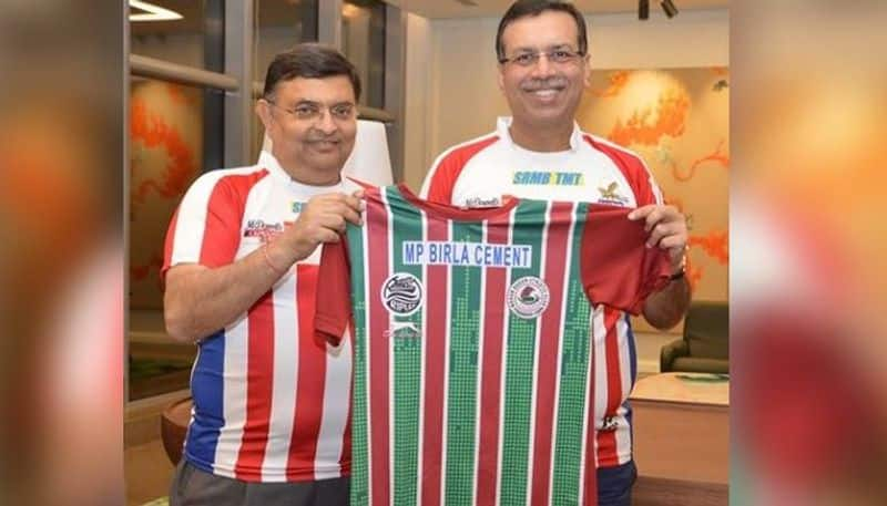 Mohun Bagan clubs finally merges with ATK