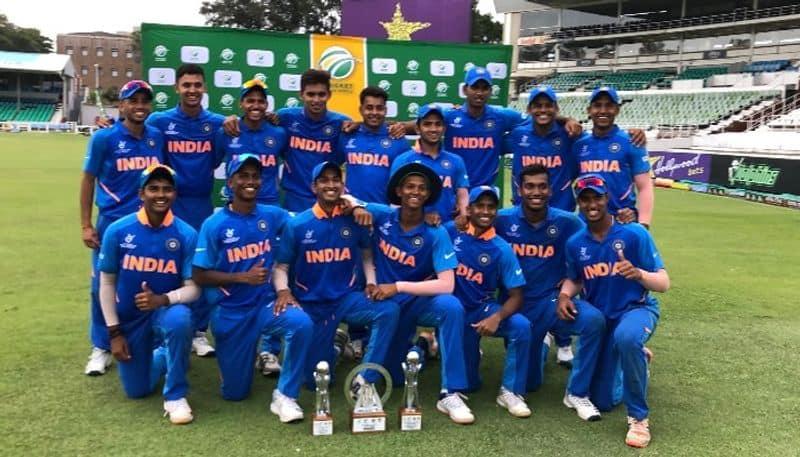 ICC Under 19 Cricket World Cup Starting 17 01 2020