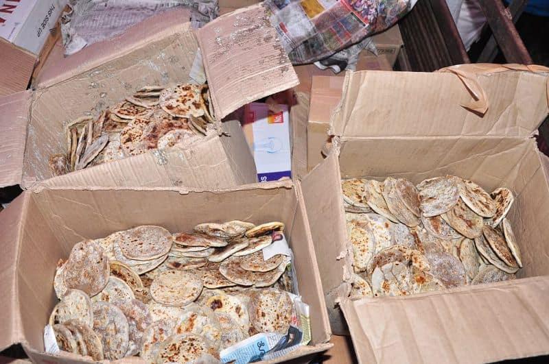 Muslim Devotees Donate Sweet to Gavimath Fair in Koppal