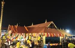 <p>Devaswom minister Kadakampally Surendran said a virtual queue system has been put in place</p>