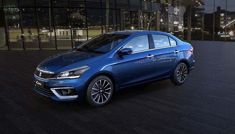 Maruti Suzuki Ciaz, the company's premium sedan tops the list of bestselling cars in India