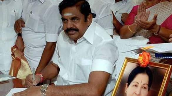 Edappadi Palanisamy elected Leader of the Opposition