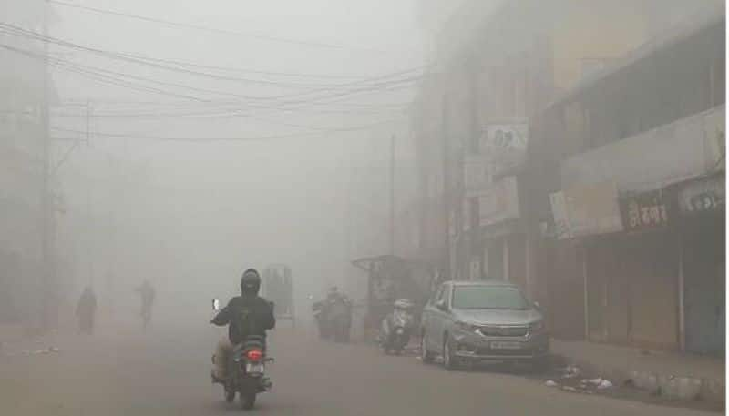 Chilling cold with dense fog makes life difficult in Jalpaiguri