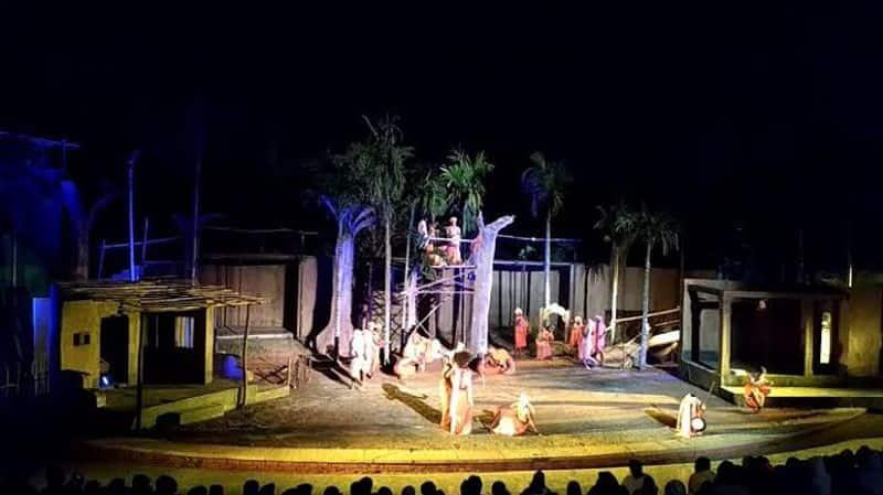 Kuvempu Malegalali madumagalu kannada theater play turns 100 final show happening at Kalagrama