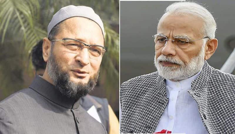 Telangana BJP leader throws weight behind PM Modi, slams AIMIM chief Asaduddin Owaisi over his hostile remarks