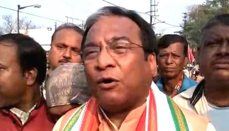 BJP leader Jaiprakash Majumder slams Bengal intellectuals