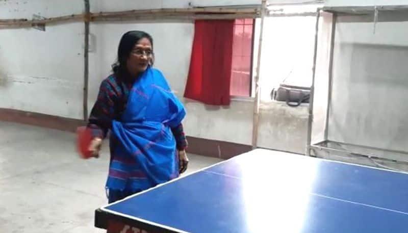 Table tennis player Bharati Ghosh will get Bangaratna