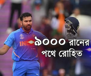Cricketer Rohit Sharma becomes faster to register 7000 ODI runs as opener