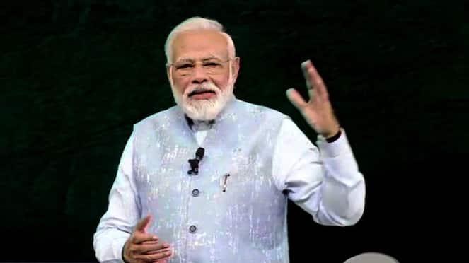 PM Modi Pariksha Pe Charcha To Be Held On Wednesday pod