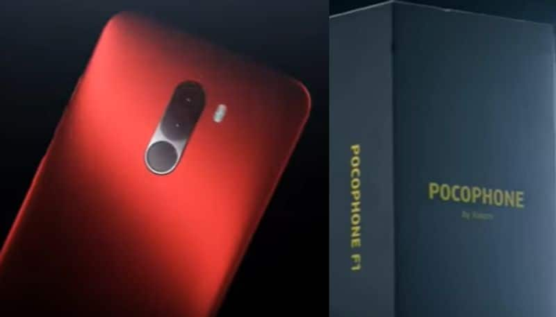 Poco F2 smartphone first look here is Specification
