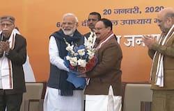 JP Nadda, BJP, BJP President, Amit Shah