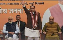 Bharatiya Janata Party (BJP) new president Jagat Prakash Nadda